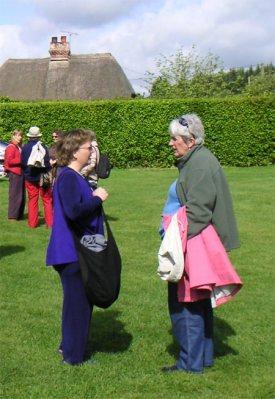 Lisa and Lauren 2005 in England