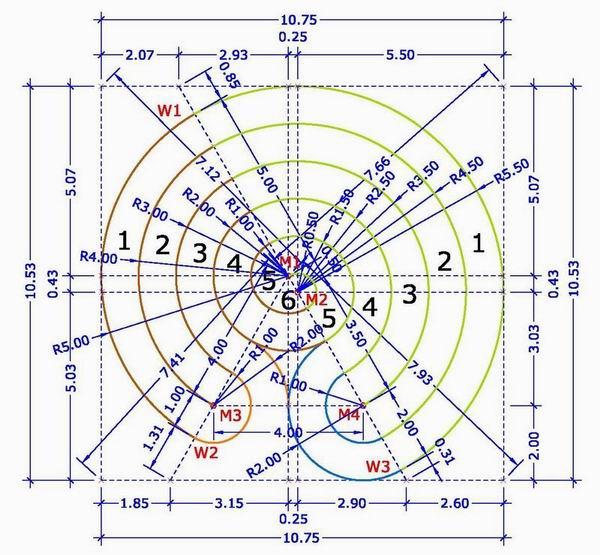 The Indian Labyrinth (Chakra Vyuha)   blogmymaze