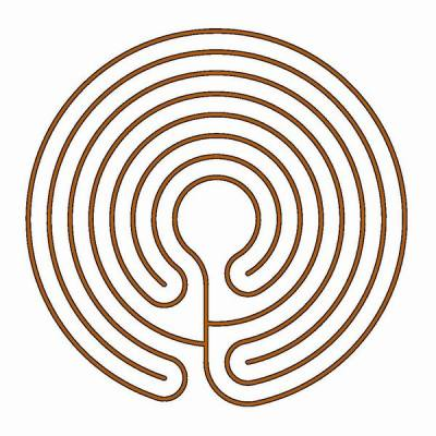 The classical labyrinth