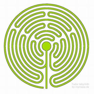 Entwurf Tudor Labyrinth