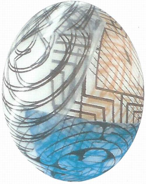 Easter egg from Marianne Ewaldt