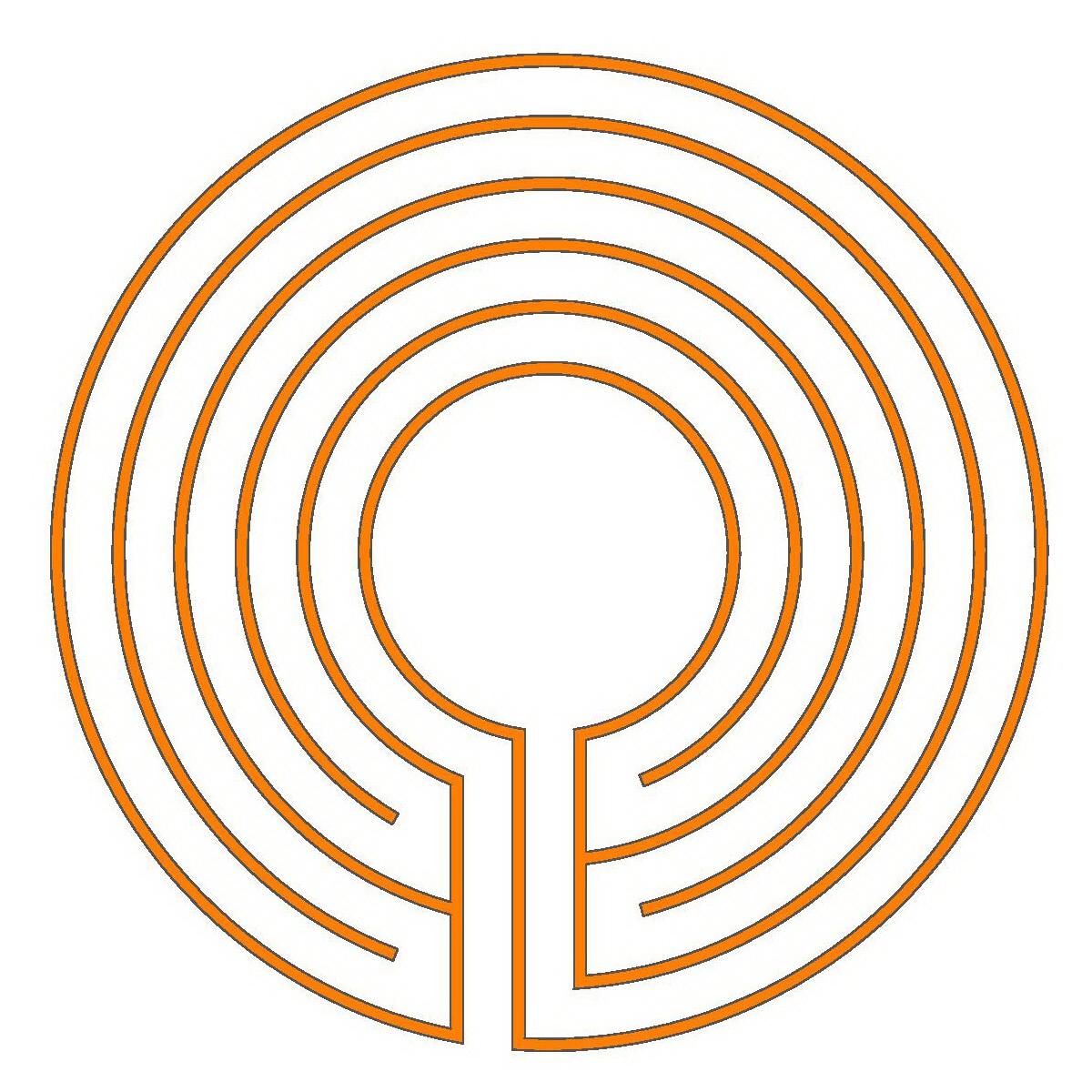 Wie Mache Ich Aus Einem 5 G 228 Ngigen Chartres Labyrinth Ein