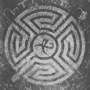 The mosiac labyrinth Avenches