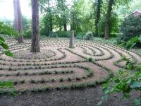 Labyrinth Schlosspark Türnich