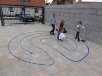 Das 3-gängige Labyrinth