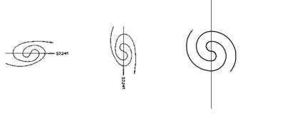 Abbildung 1: Doppelspirale