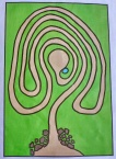 Plant labyrinth
