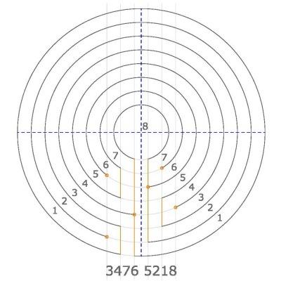 Type 3476 5218