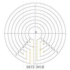 Type 5672 3418