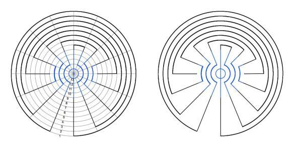 MiM-Hilfsfigur mit 13 Ringen