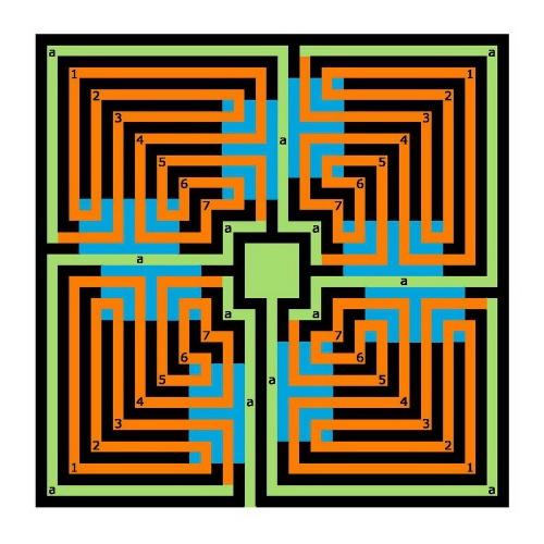 Das römische Labyrinth