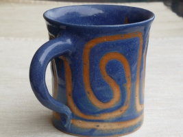 Labyrinth-Tasse