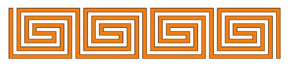 Roman labyrinth: spiral-type as diagram