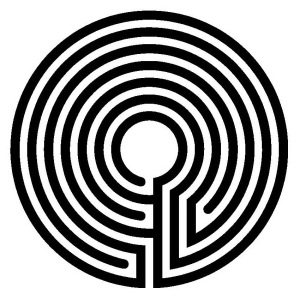 The Jericho Labyrinth type von Xanten
