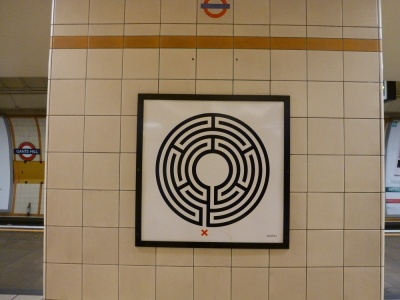 Gants Hill: Labyrinth 150/270
