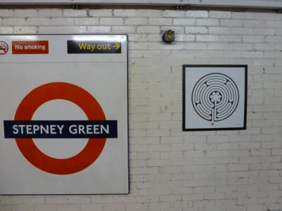 Stepney Green: Labyrinth 91/270