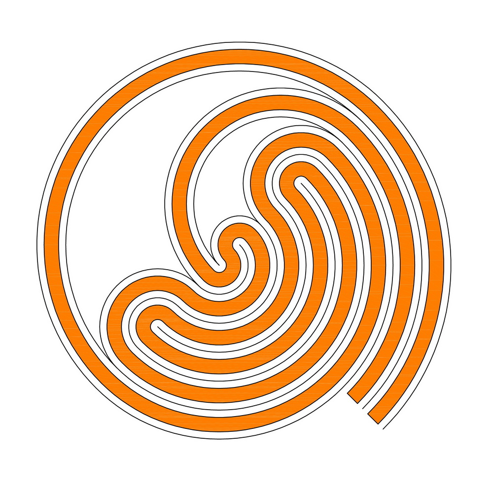 Visceral Labyrinth Blogmymaze Circuit Classical From A 5circuit Chartres The Babylonian Umma