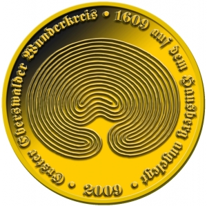 Coin for the quartercentenary