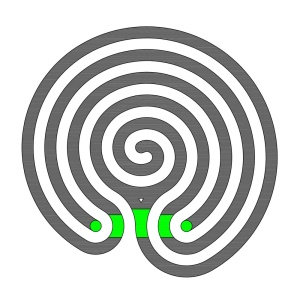 The Indian Labyrinth