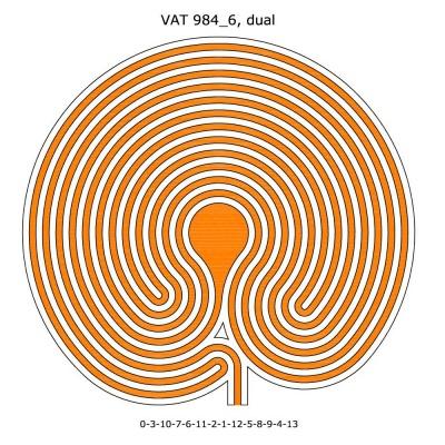 VAT 984_6, dual