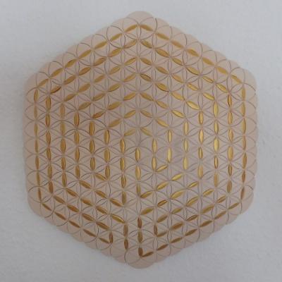 Ein goldener Ariadnefaden im 7-gängigen Labyrinth