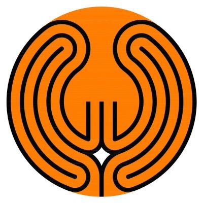 Das mehr kreisrunde Labyrinth
