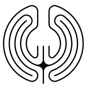 Das mehr gerundete Labyrinth
