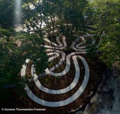Das Doktopus-Labyrinth, Foto: © Dara Friedman